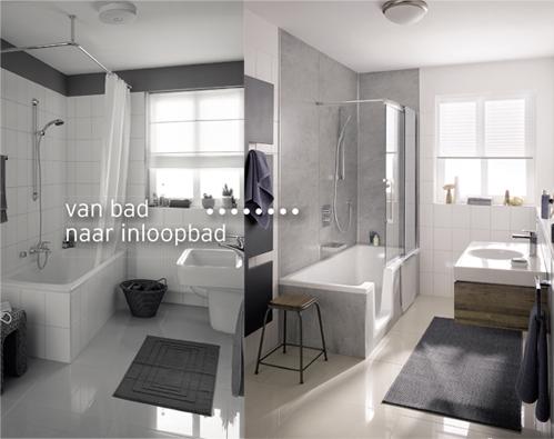 Badkamer verbouwen voor meer gemak in huis.