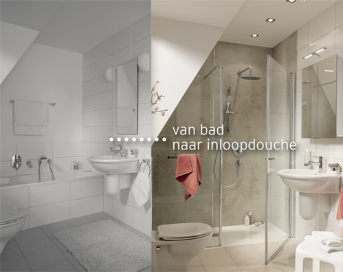 Badkamer aanpassen voor senioren